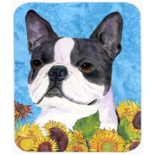 Carolines Treasures SS4149MP Boston Terrier Mouse Pad Hot Pad or Trivet