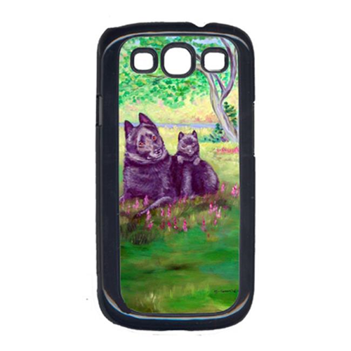 Carolines Treasures 7263GALAXYSIII Schipperke Cell Phone Cover Galaxy S111