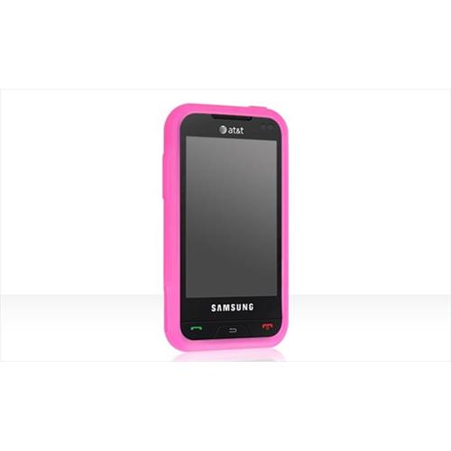 DreamWireless SCSAMA867HP Samsung A867 Eternity Skin Case Hot Pink
