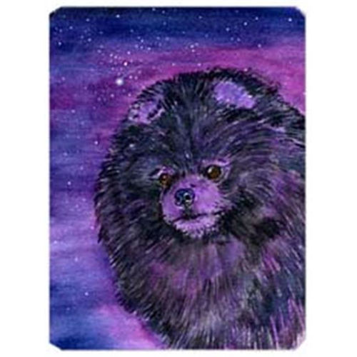 Carolines Treasures SS8501MP Starry Night Pomeranian Mouse Pad
