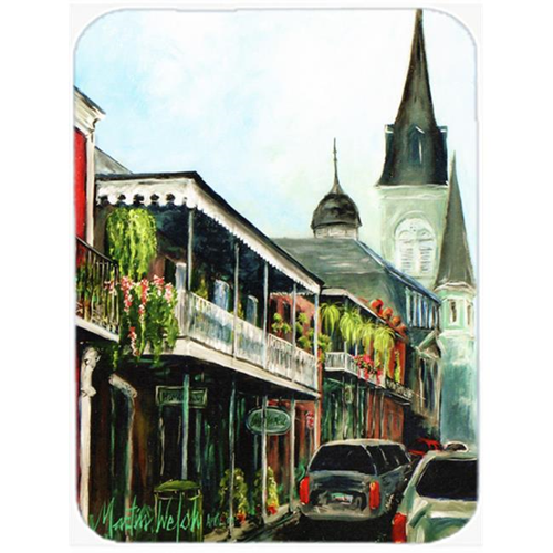 Carolines Treasures MW1201MP St Louis Cathedral Mouse Pad Hot Pad & Trivet