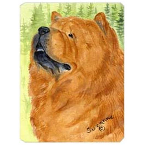 Carolines Treasures SS7007MP 8 x 9.5 in. Chow Chow Mouse Pad Hot Pad or Trivet