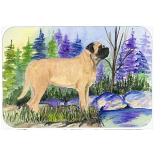 Carolines Treasures SS8009MP 8 x 9.5 in. Mastiff Mouse Pad Hot Pad or Trivet