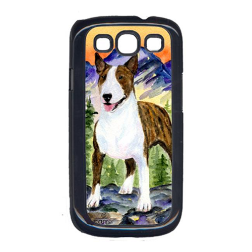 Carolines Treasures SS8167GALAXYSIII Bull Terrier Cell Phone Cover For Galaxy S111