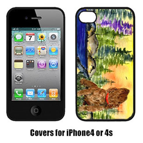 Carolines Treasures SS8509IP4 American Water Spaniel Iphone4 Cover