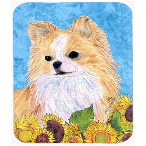 Carolines Treasures SS4242MP Chihuahua Mouse Pad Hot Pad or Trivet
