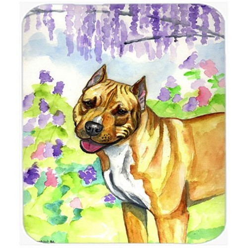 Carolines Treasures 7093MP 9.5 x 8 in. Pit Bull Mouse Pad Hot Pad or Trivet