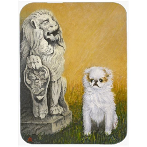 Carolines Treasures MH1032MP Japanese Chin Omar Mouse Pad Hot Pad & Trivet