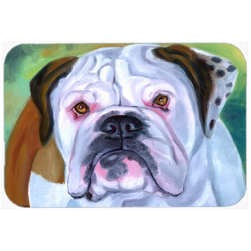 Carolines Treasures 7350MP Miss English Bulldog Mouse Pad Hot Pad & Trivet