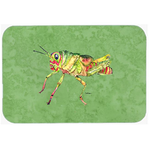 Carolines Treasures 8848MP Grasshopper on Avacado Mouse Pad Hot Pad or Trivet