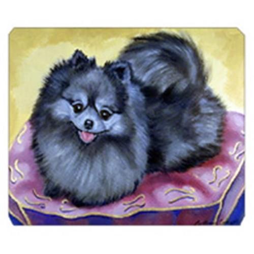 Carolines Treasures 7503MP 8 x 9.5 in. Pomeranian Mouse Pad Hot Pad or Trivet