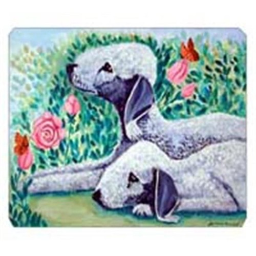 Carolines Treasures 7512MP 8 x 9.5 in. Bedlington Terrier Mouse Pad Hot Pad or Trivet