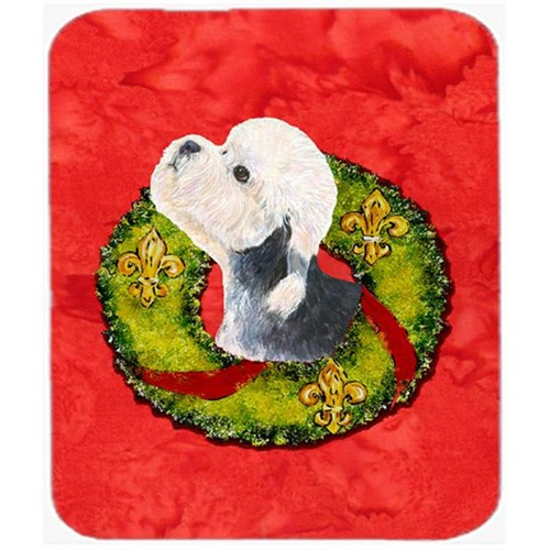 Carolines Treasures SS4190MP Dandie Dinmont Terrier Mouse Pad Hot Pad or Trivet