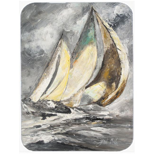 Carolines Treasures JMK1166MP Boat Full Sailboats Mouse Pad Hot Pad & Trivet