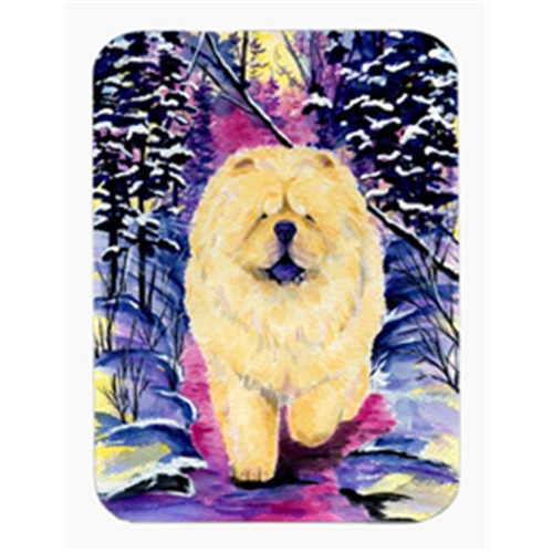 Carolines Treasures SS1005MP 8 x 9.5 in. Chow Chow Mouse Pad Hot Pad or Trivet