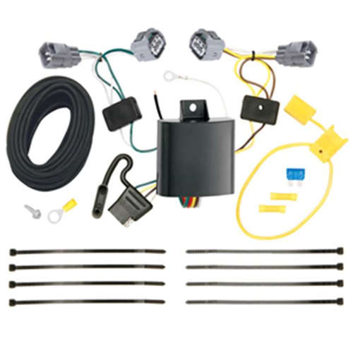 Tow Ready 118605 T-One Connector Assembly With Upgraded Circuit Protected Modulite HD Module 3.98 x 4.75 x 8.88 in.