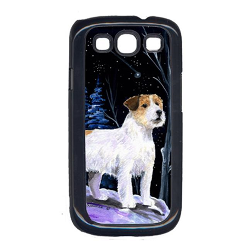 Carolines Treasures SS8388GALAXYSIII Starry Night Jack Russell Terrier Galaxy S111 Cell Phone Cover