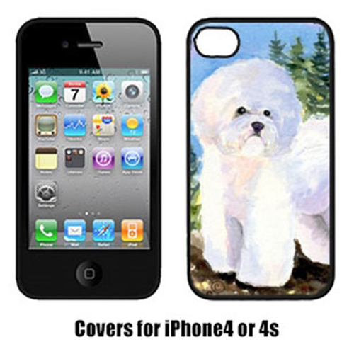 Carolines Treasures SS8916IP4 Bichon Frise Cell Phone Cover Iphone4