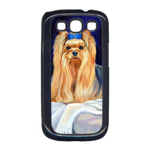 Carolines Treasures 7157GALAXYSIII Yorkie Galaxy S111 Cell Phone Cover