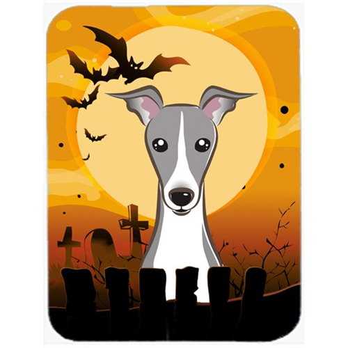 Carolines Treasures BB1794MP Halloween Italian Greyhound Mouse Pad Hot Pad & Trivet
