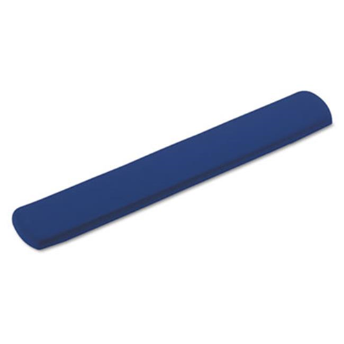 Innovera 50457 Gel Nonskid Keyboard Wrist Rest Blue