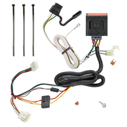 Tow Ready 118561 T-One Connector Assembly With Upgraded Circuit Protected Modulite Module 4.25 x 5.50 x 9 in.