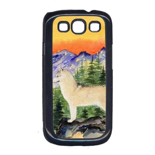 Carolines Treasures SS8285GALAXYSIII Siberian Husky Cell Phone Cover Galaxy S111