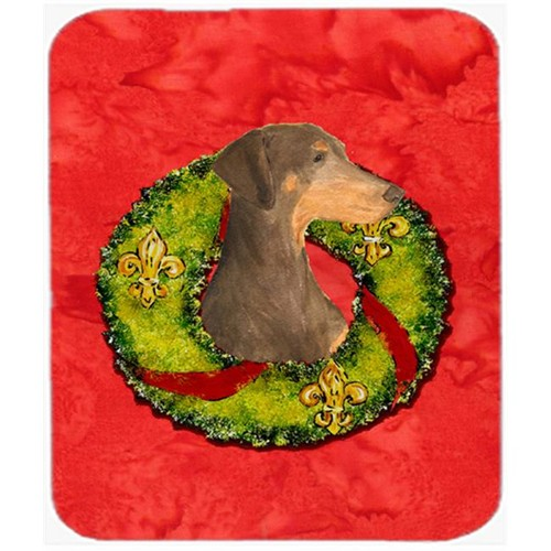 Carolines Treasures SS4169MP Doberman Mouse Pad Hot Pad or Trivet