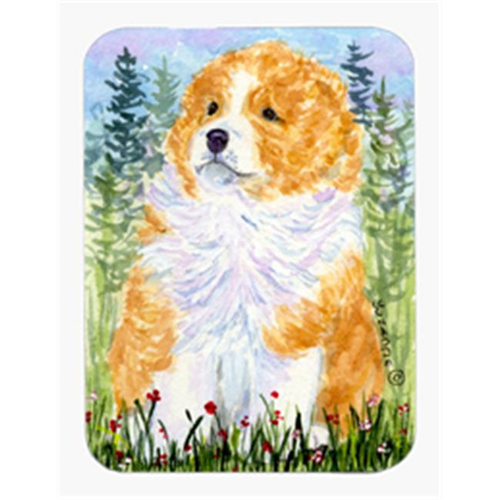 Carolines Treasures SS8918MP Sheltie Mouse Pad & Hot Pad & Trivet
