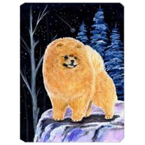 Carolines Treasures SS8396MP Starry Night Pomeranian Mouse Pad