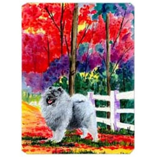 Carolines Treasures SS8432MP Keeshond Mouse Pad