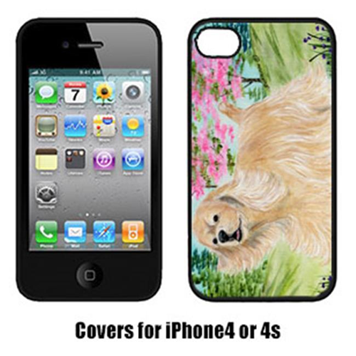 Carolines Treasures SS8189IP4 Cocker Spaniel Cell Phone cover IPhone 4