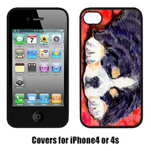 Carolines Treasures SS8828IP4 Bernese Mountain Dog Cell Phone Cover Iphone4