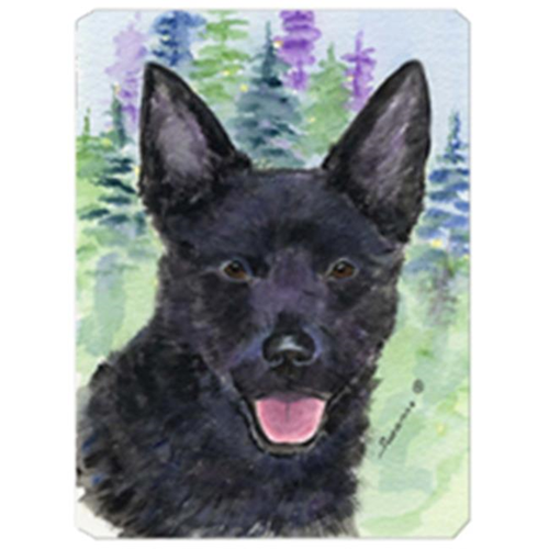Carolines Treasures SS8013MP Australian Kelpie Mouse Pad Hot Pad & Trivet