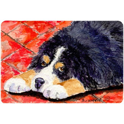 Carolines Treasures SS8842MP Bernese Mountain Dog Mouse pad hot pad or trivet