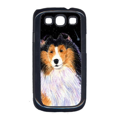 Carolines Treasures SS8491GALAXYSIII Starry Night Collie Cell Phone Cover For Galaxy S111