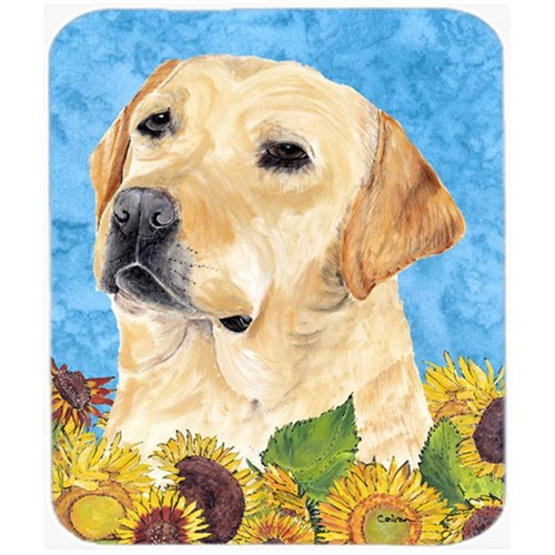 Carolines Treasures SC9056MP Labrador Mouse Pad Hot Pad Or Trivet