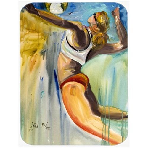 Carolines Treasures JMK1178MP Beach Volleyball Mouse Pad Hot Pad & Trivet