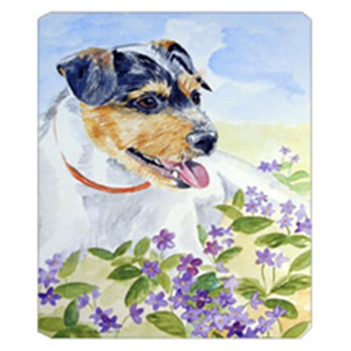 Carolines Treasures 7106MP 8 x 9.5 in. Jack Russell Terrier Mouse Pad Hot Pad Or Trivet