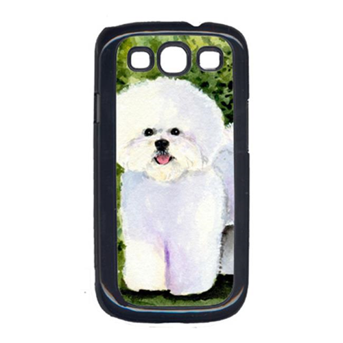 Carolines Treasures SS8712GALAXYSIII Bichon Frise Cell Phone Cover Galaxy S111
