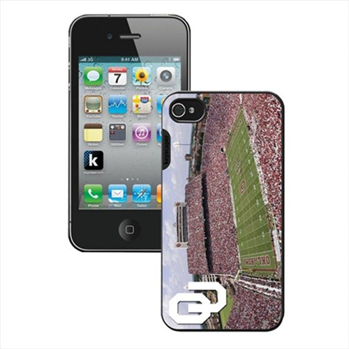 Keyscaper NCAA iPhone 4 Case- Stadium Imageoklahoma Sooners