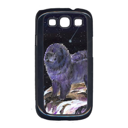 Carolines Treasures SS8456GALAXYSIII Starry Night Chow Chow Cell Phone Cover For Galaxy S111