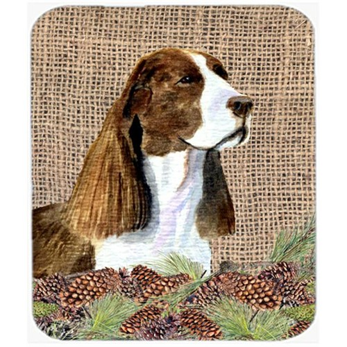 Carolines Treasures SS4102MP Springer Spaniel Mouse Pad Hot Pad Or Trivet
