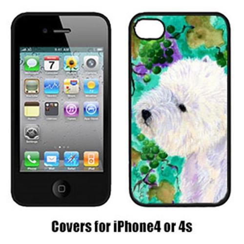 Carolines Treasures SS1064IP4 Westie Iphone 4 Cover