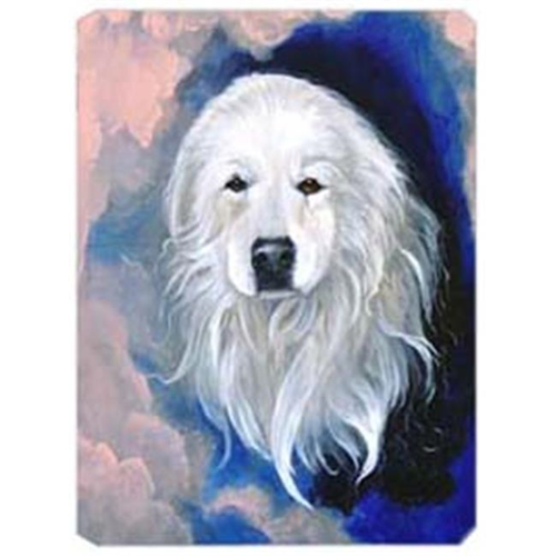 Carolines Treasures VLM1013MP Great Pyrenees Mouse Pad & Hot Pad & Trivet