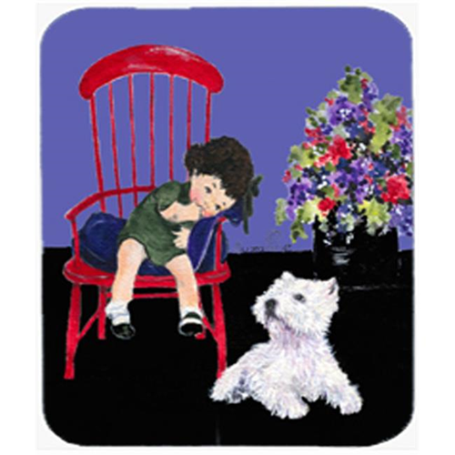 Carolines Treasures SS8631MP Westie Mouse Pad Hot Pad Or Trivet