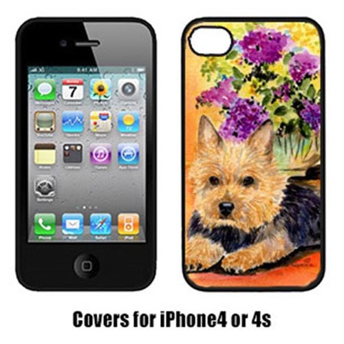 Carolines Treasures SS8297IP4 Norwich Terrier Cell Phone cover IPhone 4