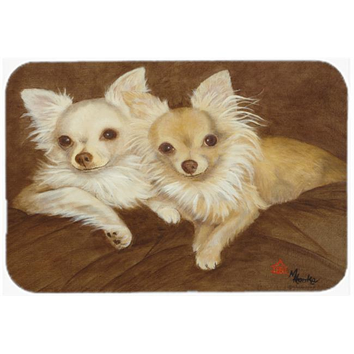 Carolines Treasures MH1042MP Chihuahua For The Pair Mouse Pad Hot Pad & Trivet