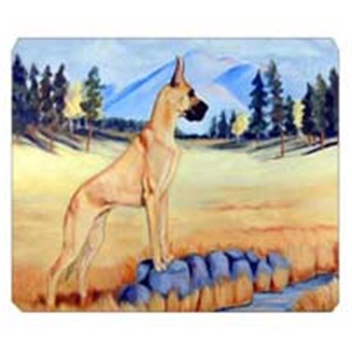 Carolines Treasures 7504MP 8 x 9.5 in. Great Dane Mouse Pad Hot Pad or Trivet