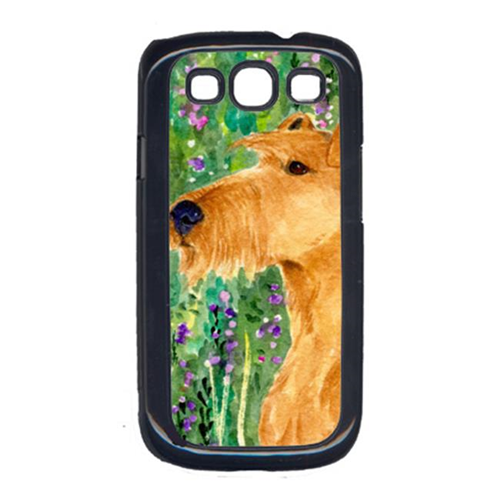 Carolines Treasures SS1004GALAXYSIII Irish Terrier Galaxy S111 Cell Phone Cover